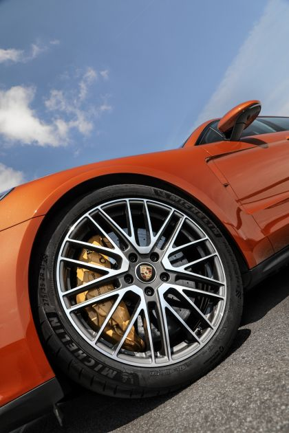 2021 Porsche Panamera Turbo S Sport Turismo 44