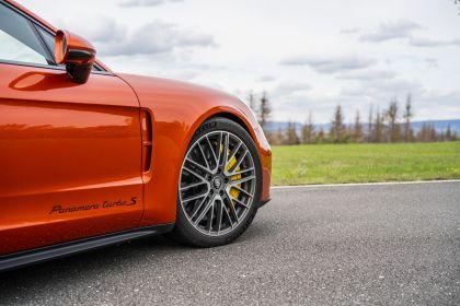 2021 Porsche Panamera Turbo S Sport Turismo 45