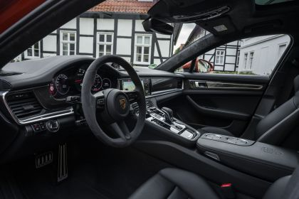 2021 Porsche Panamera Turbo S Sport Turismo 54