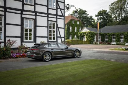 2021 Porsche Panamera Turbo S Sport Turismo 62