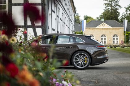2021 Porsche Panamera Turbo S Sport Turismo 68