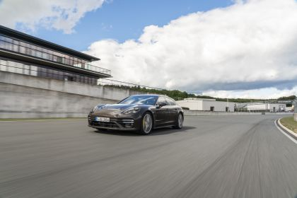 2021 Porsche Panamera Turbo S Sport Turismo 74