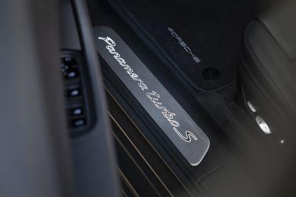2021 Porsche Panamera Turbo S Sport Turismo 101