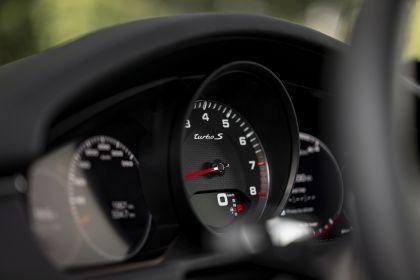 2021 Porsche Panamera Turbo S Sport Turismo 107
