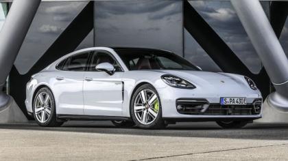 2021 Porsche Panamera 4S E-Hybrid 5