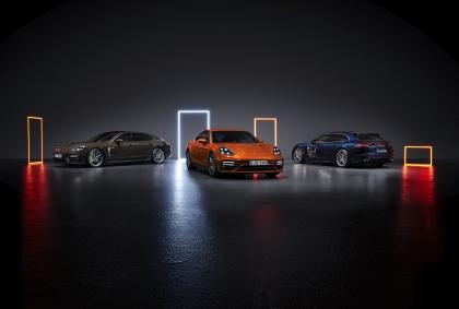 2021 Porsche Panamera 4S E-Hybrid Executive 5