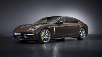 2021 Porsche Panamera 4S E-Hybrid Executive 8