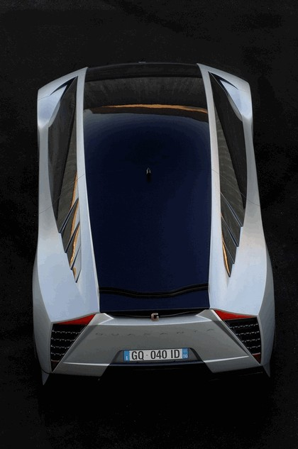 2008 Italdesign Quaranta 11