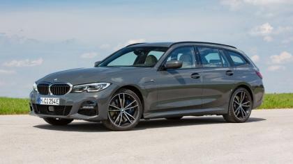 2021 BMW 330e ( G21 ) Touring 8