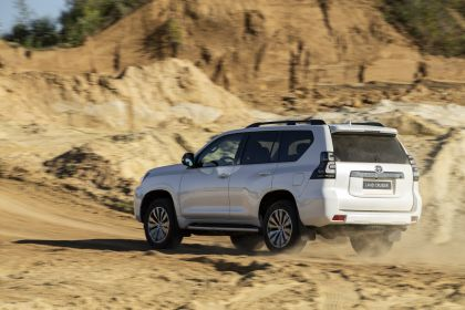 2021 Toyota Land Cruiser 14