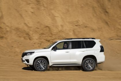 2021 Toyota Land Cruiser 35