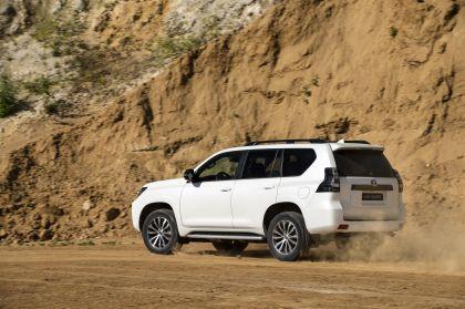 2021 Toyota Land Cruiser 36