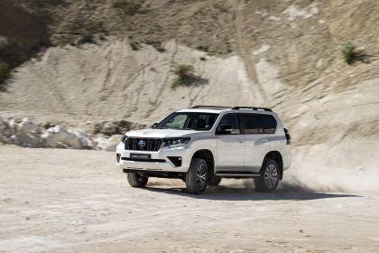 2021 Toyota Land Cruiser 38