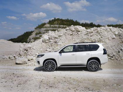 2021 Toyota Land Cruiser 62