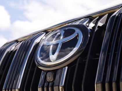 2021 Toyota Land Cruiser 69