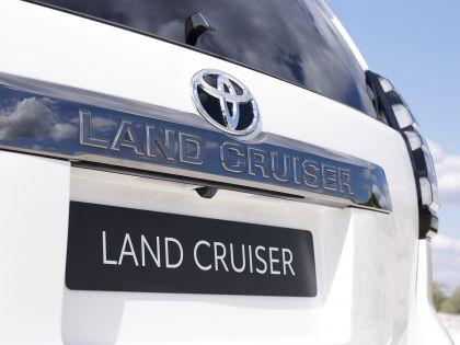 2021 Toyota Land Cruiser 75