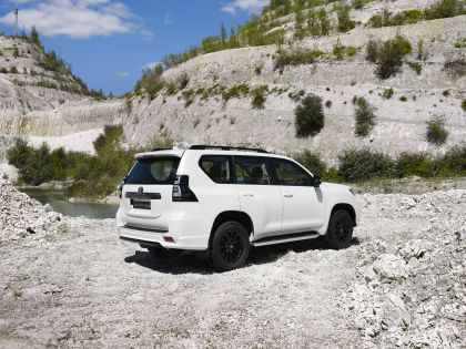 2021 Toyota Land Cruiser Prado 55