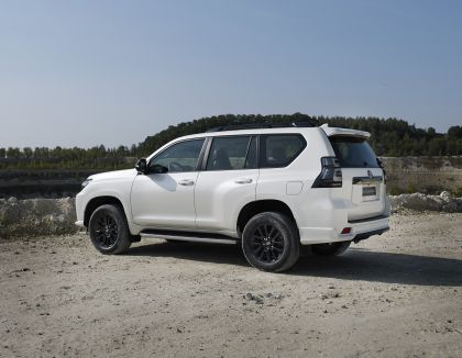 2021 Toyota Land Cruiser Prado 56