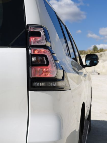 2021 Toyota Land Cruiser Prado 66