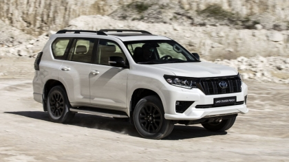 2021 Toyota Land Cruiser Prado 9
