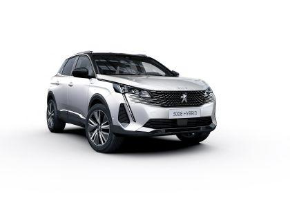 2021 Peugeot 3008 Hybrid4 1