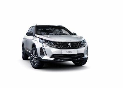 2021 Peugeot 3008 Hybrid4 2