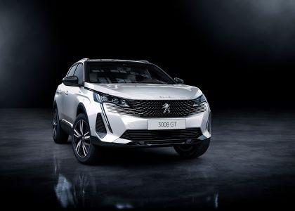 2021 Peugeot 3008 Hybrid4 5