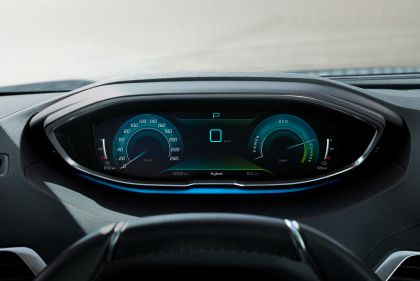 2021 Peugeot 3008 Hybrid4 21