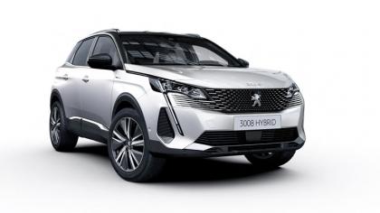 2021 Peugeot 3008 Hybrid4 9