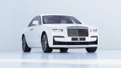 2021 Rolls-Royce Ghost 2