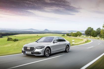 2021 Mercedes-Benz S-Class ( V223 ) 1