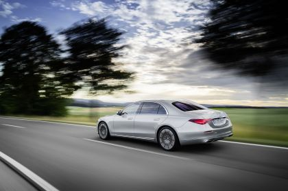 2021 Mercedes-Benz S-Class ( V223 ) 3