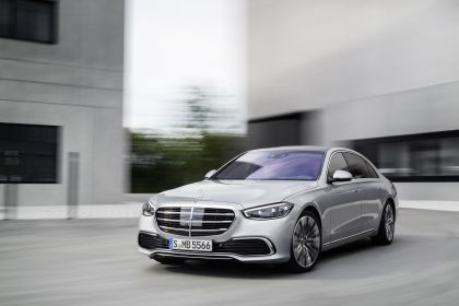 2021 Mercedes-Benz S-Class ( V223 ) 12