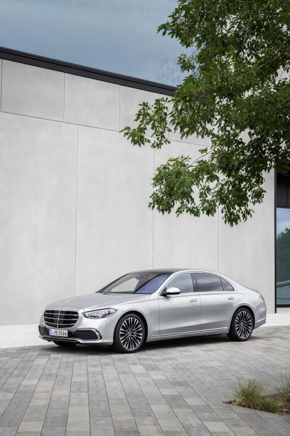 2021 Mercedes-Benz S-Class ( V223 ) 29