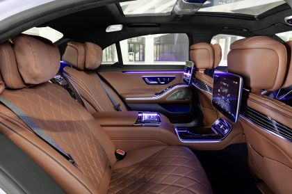 2021 Mercedes-Benz S-Class ( V223 ) 40