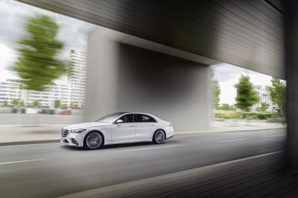 2021 Mercedes-Benz S-Class ( V223 ) 85