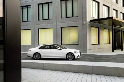 2021 Mercedes-Benz S-Class ( V223 ) 101