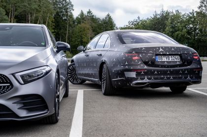 2021 Mercedes-Benz S-Class ( V223 ) 165