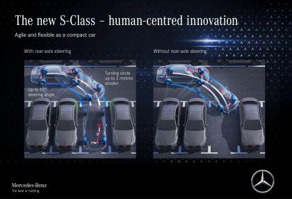 2021 Mercedes-Benz S-Class ( V223 ) 171