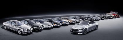 2021 Mercedes-Benz S-Class ( V223 ) 219