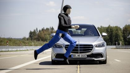 2021 Mercedes-Benz S-Class ( V223 ) 228