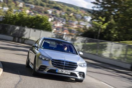2021 Mercedes-Benz S-Class ( V223 ) 296
