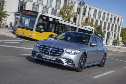 2021 Mercedes-Benz S-Class ( V223 ) 298