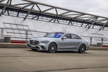 2021 Mercedes-Benz S-Class ( V223 ) 318