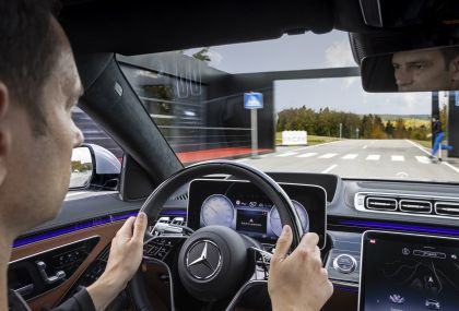 2021 Mercedes-Benz S-Class ( V223 ) 387