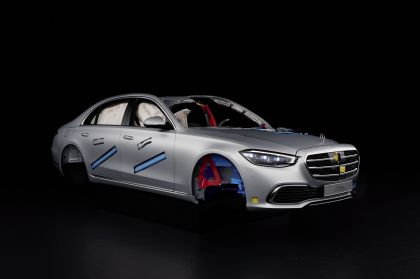 2021 Mercedes-Benz S-Class ( V223 ) 409