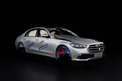 2021 Mercedes-Benz S-Class ( V223 ) 410