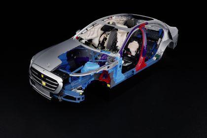 2021 Mercedes-Benz S-Class ( V223 ) 412