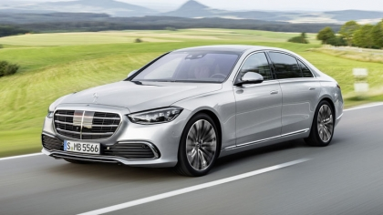 2021 Mercedes-Benz S-Class ( V223 ) 8