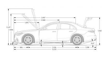 2021 Mercedes-Benz S-Class ( V223 ) 239